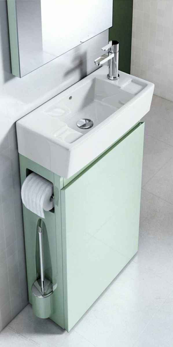 Clever organizing ideas bathroom storage cabinet (11)