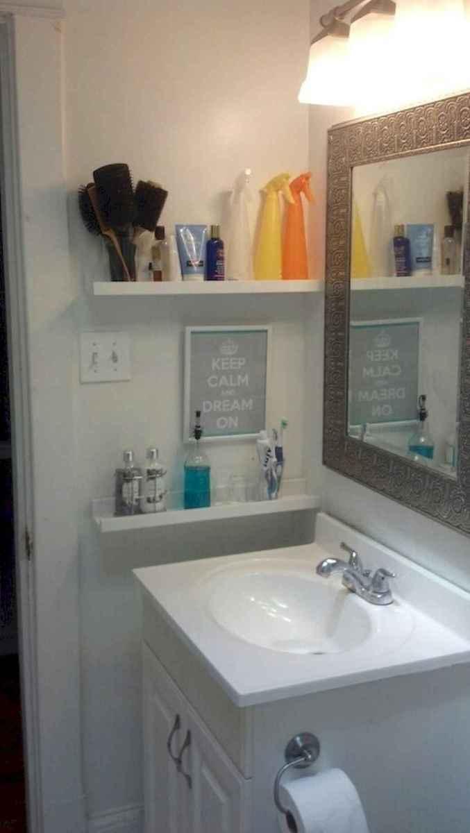 Clever organizing ideas bathroom storage cabinet (15)