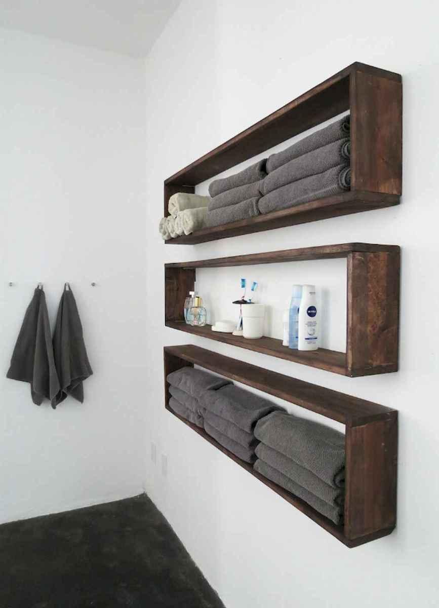 Clever organizing ideas bathroom storage cabinet (23)