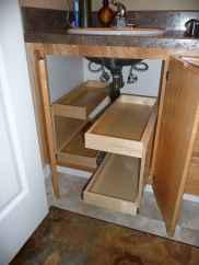 Clever organizing ideas bathroom storage cabinet (34)