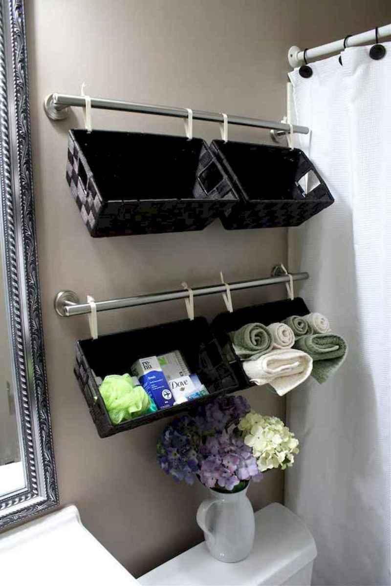 Clever organizing ideas bathroom storage cabinet (46)