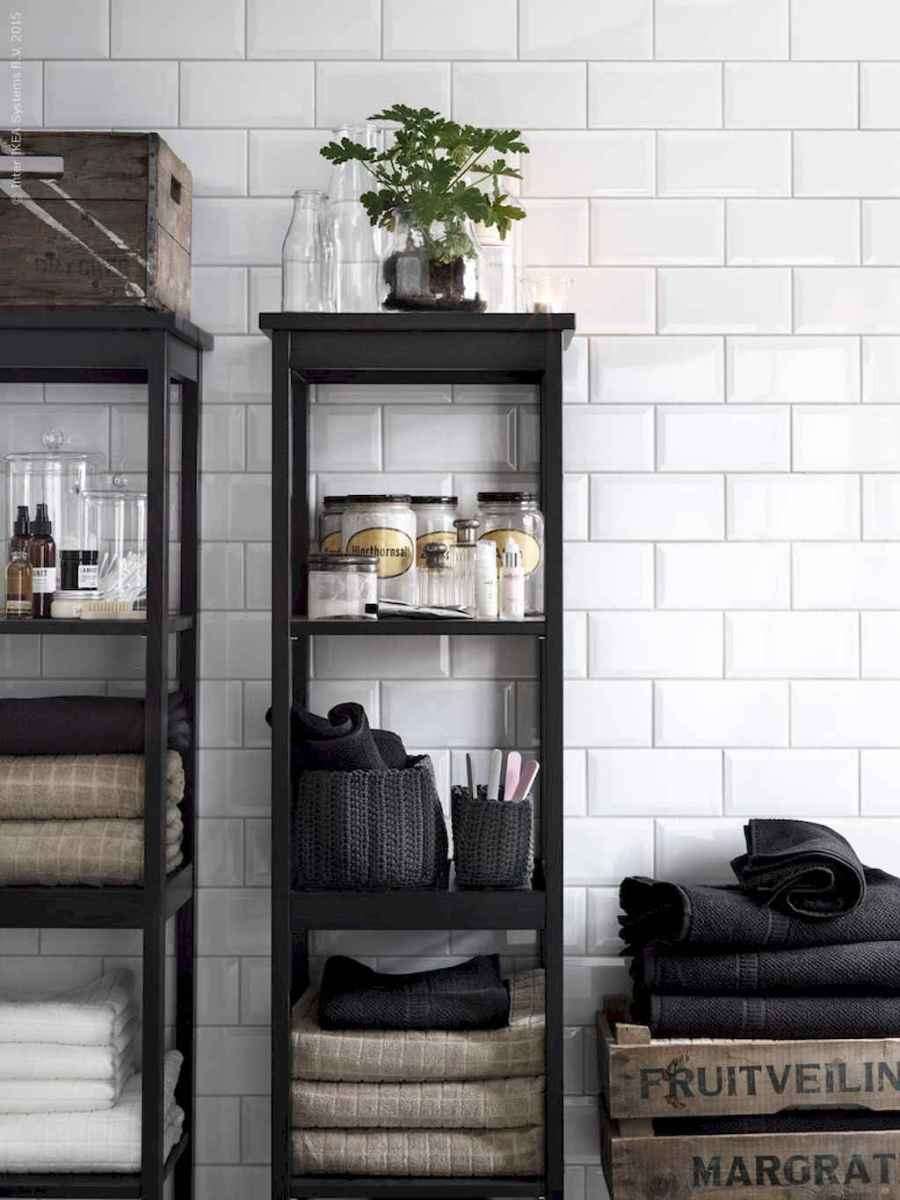 Clever organizing ideas bathroom storage cabinet (60)