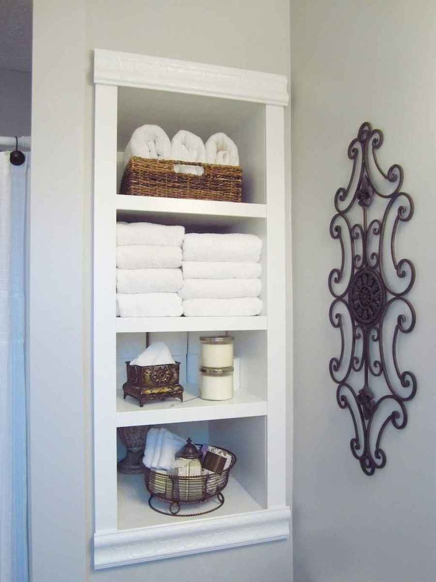 Clever organizing ideas bathroom storage cabinet (72)