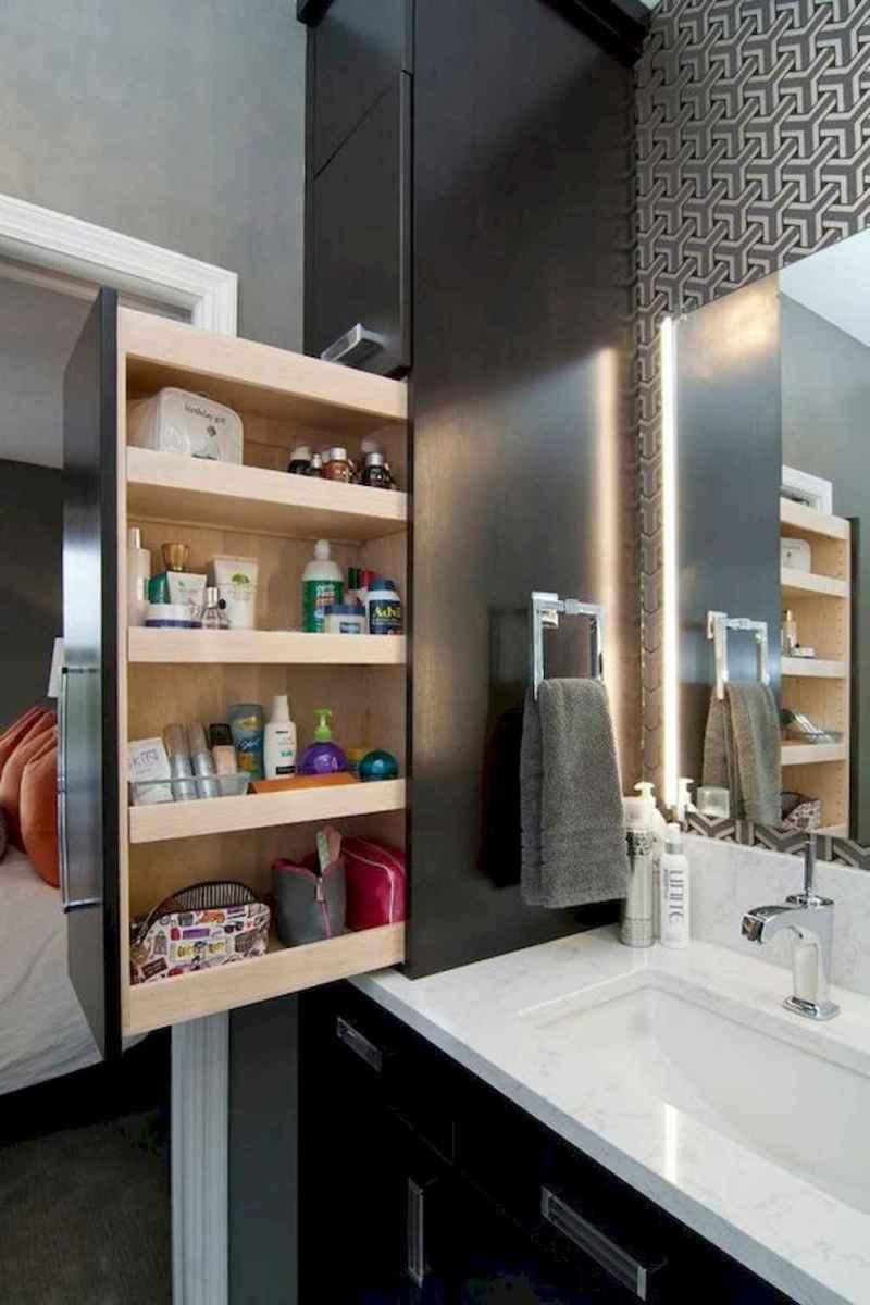 Clever organizing ideas bathroom storage cabinet (88)