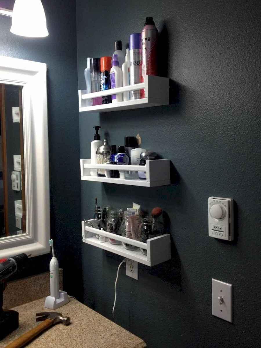 Clever organizing ideas bathroom storage cabinet (94)