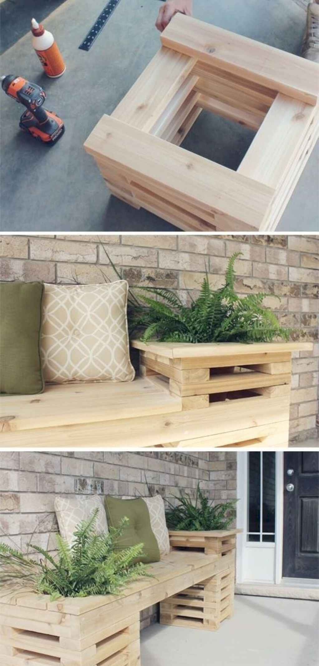 Cleverly diy porch patio decorating ideas (29)