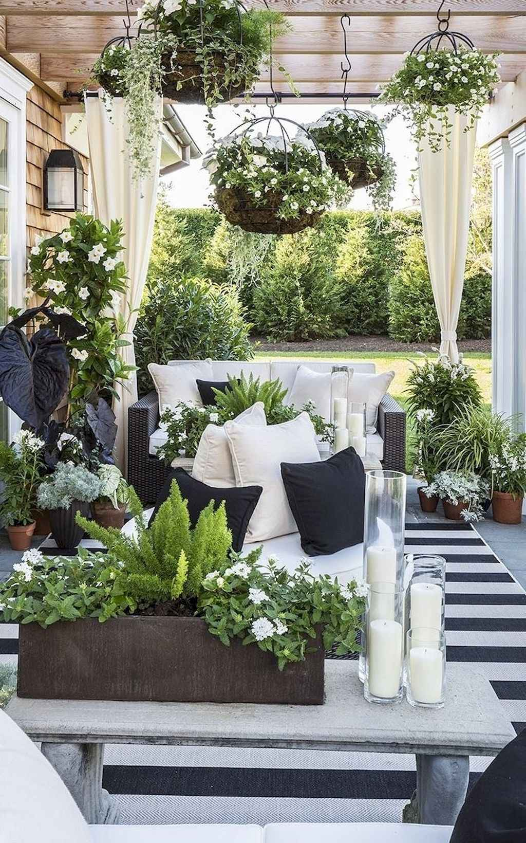 Cleverly diy porch patio decorating ideas (32)