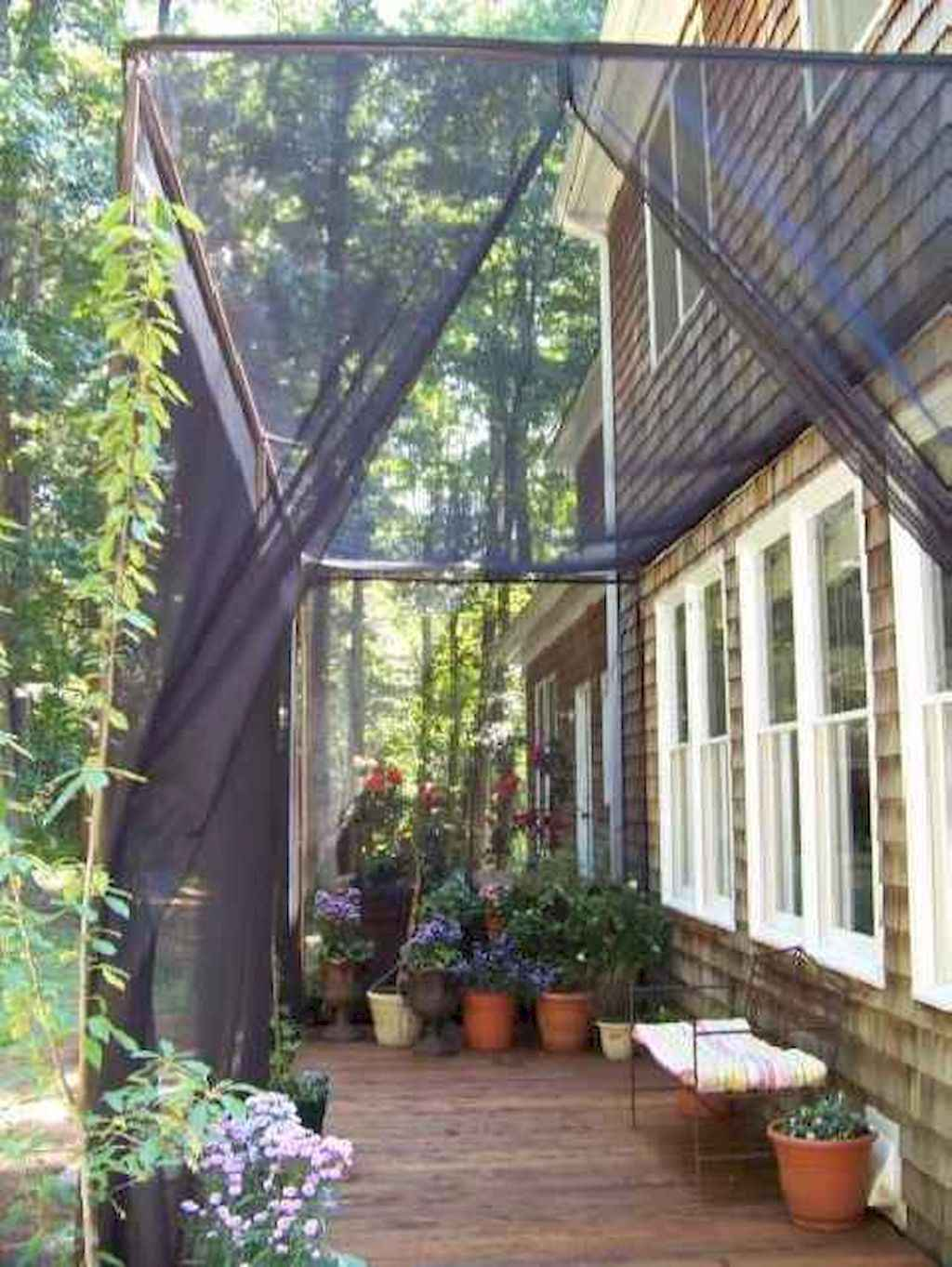 Cleverly diy porch patio decorating ideas (36)