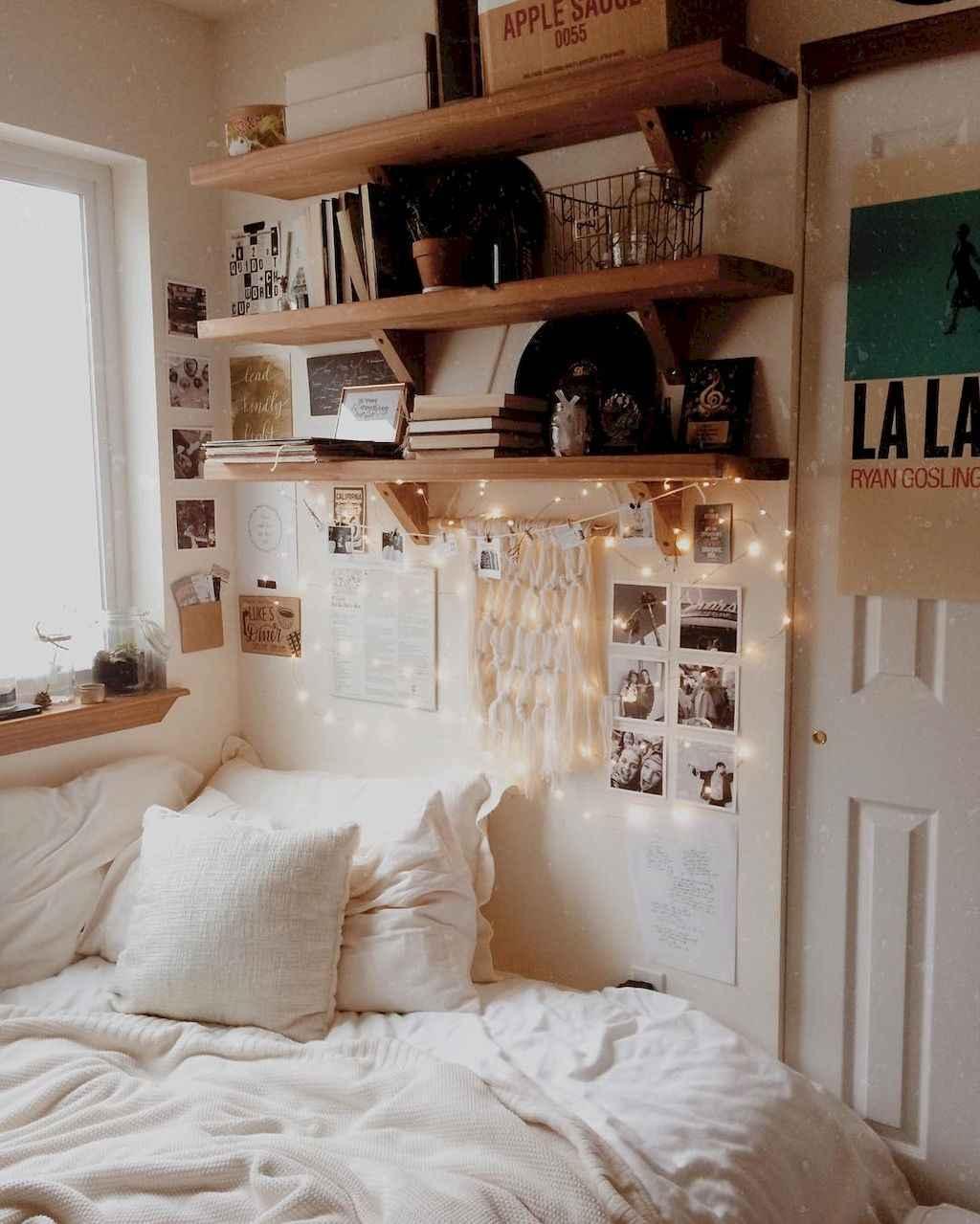 Cute diy dorm room decorating ideas on a budget (30)