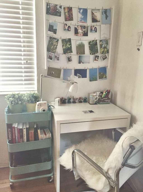 Cute diy dorm room decorating ideas on a budget (68)