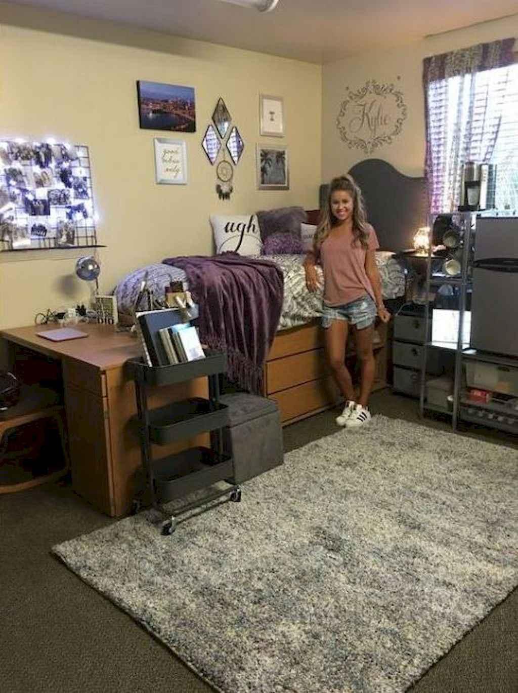 Cute diy dorm room decorating ideas on a budget (9)