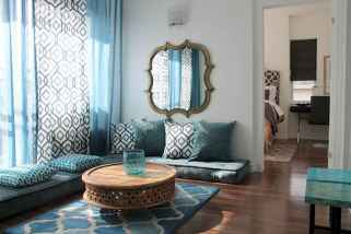 Fascinating moroccan vibe style living room for relaxing (47)