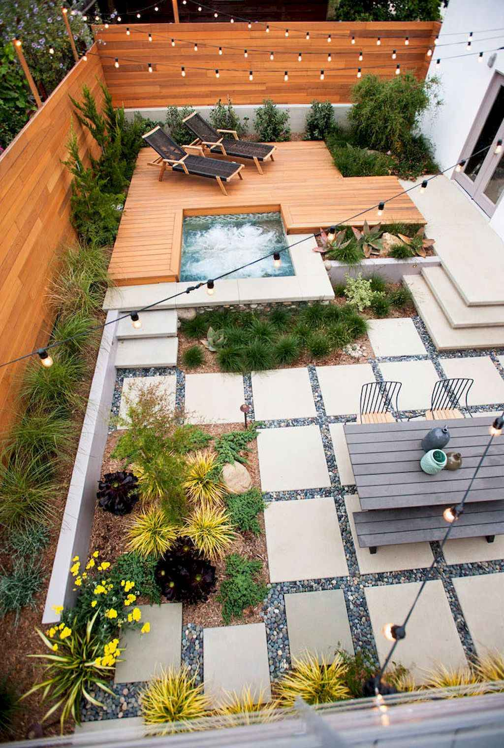 Small backyard landscaping ideas on a budget (3)