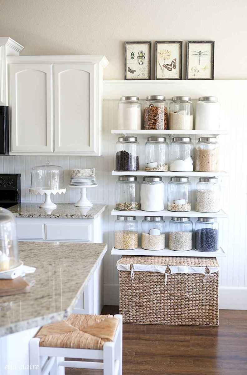 Stunning farmhouse kitchen design and decor ideas (44)