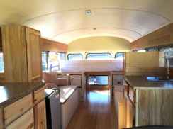 Tiny house bus designs and decorating ideas (90)