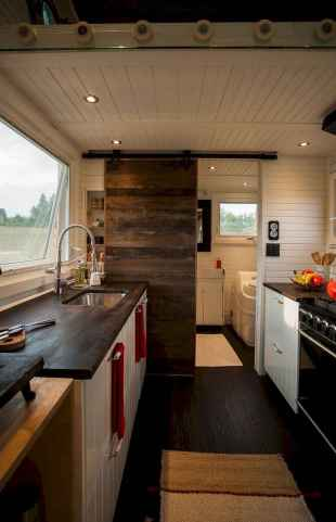Tiny house bus designs and decorating ideas (91)
