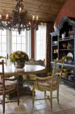 Beautiful french country dining room design and decor ideas (16)