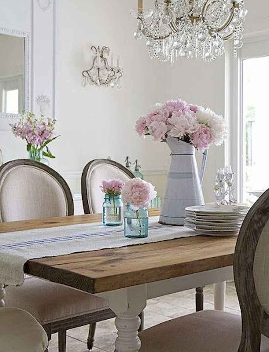 Beautiful french country dining room design and decor ideas (2)