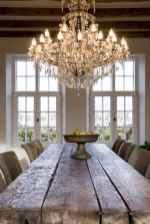 Beautiful french country dining room design and decor ideas (45)
