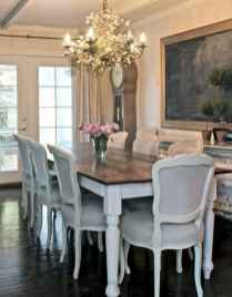 Beautiful french country dining room design and decor ideas (49)