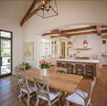 Beautiful french country dining room design and decor ideas (5)