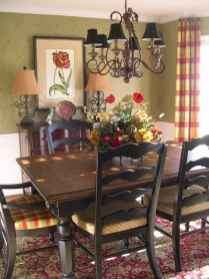 Beautiful french country dining room design and decor ideas (7)