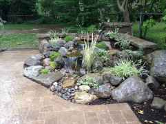 Beautiful front yard rock garden landscaping ideas (27)