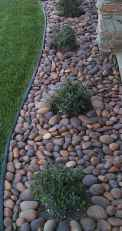 Beautiful front yard rock garden landscaping ideas (28)