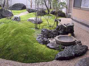 Beautiful front yard rock garden landscaping ideas (79)