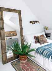 Beautiful and elegance chic bohemian bedroom decor ideas (2)
