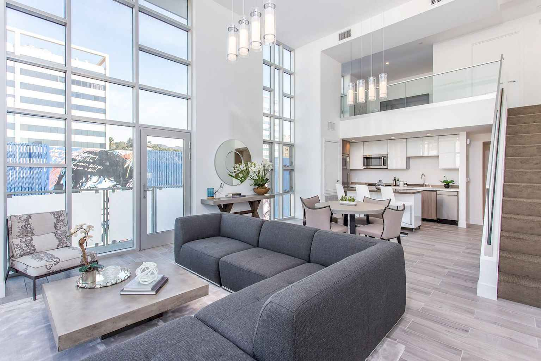 Cool creative loft apartment decorating ideas (27)