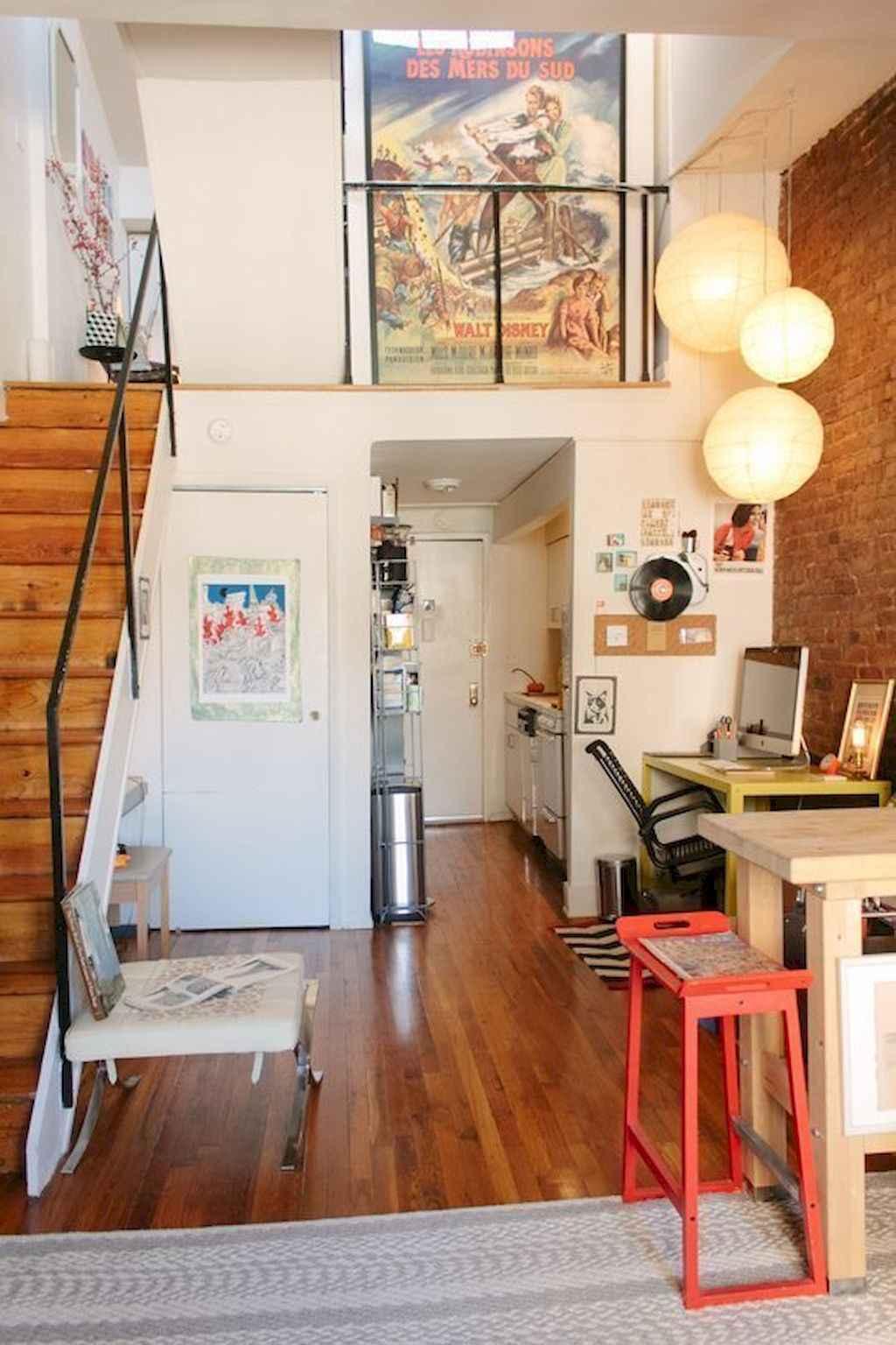 Cool creative loft apartment decorating ideas (30)