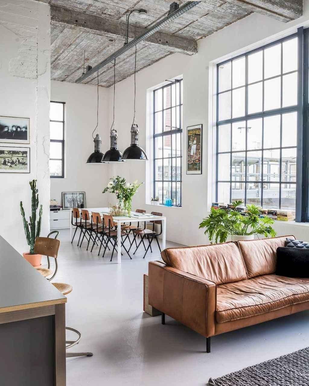 Cool creative loft apartment decorating ideas (31)