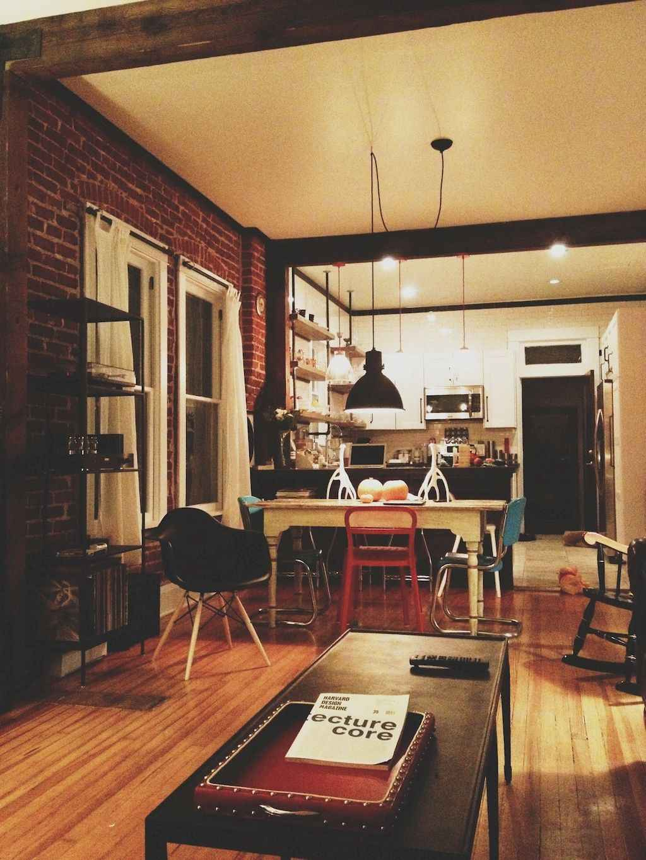 Cool creative loft apartment decorating ideas (72)