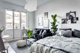 Cool small apartment decorating ideas on a budget (26)
