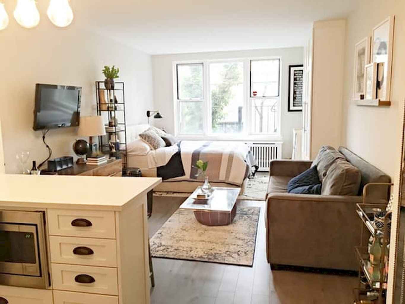 Cool small apartment decorating ideas on a budget (43)