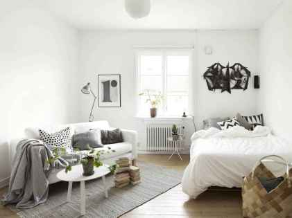 Cool small apartment decorating ideas on a budget (45)