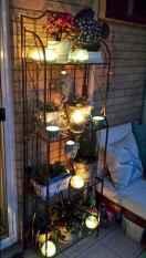 Cozy small apartment balcony decorating ideas (20)