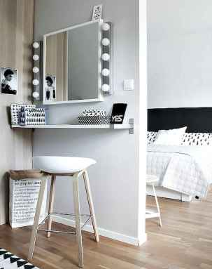 Creative cool small bedroom decorating ideas (6)