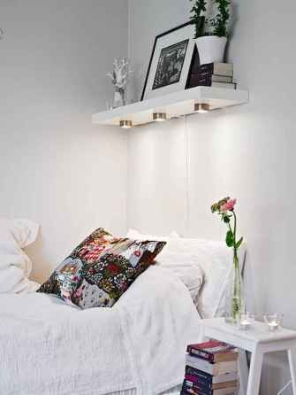 Creative cool small bedroom decorating ideas (66)