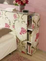 Creative dorm room storage organization ideas on a budget (18)