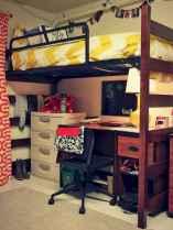 Creative dorm room storage organization ideas on a budget (23)