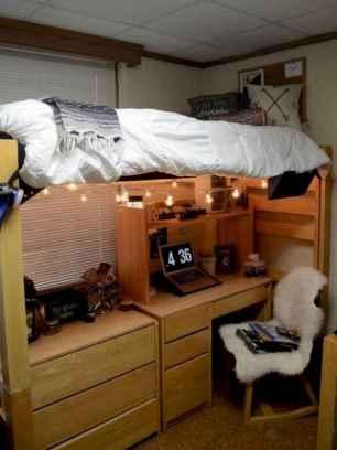 Creative dorm room storage organization ideas on a budget (42)
