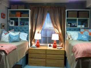 Creative dorm room storage organization ideas on a budget (44)