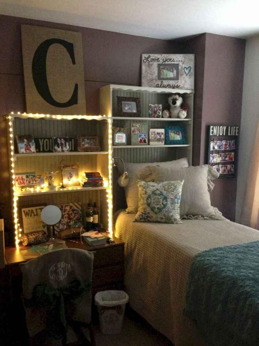 Creative dorm room storage organization ideas on a budget (45)