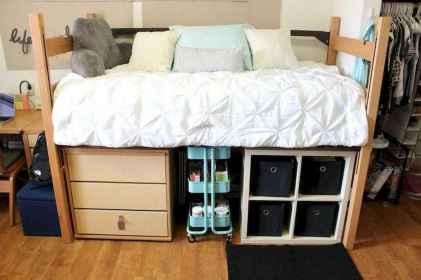 Creative dorm room storage organization ideas on a budget (56)