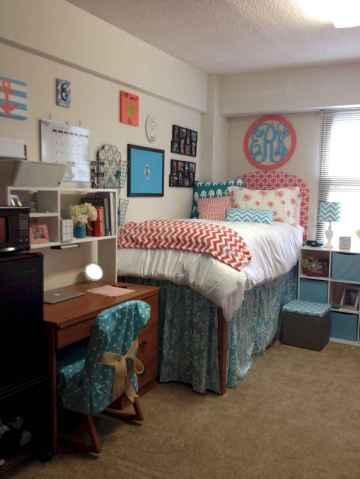 Creative dorm room storage organization ideas on a budget (63)