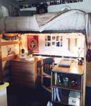 Creative dorm room storage organization ideas on a budget (65)