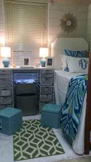 Creative dorm room storage organization ideas on a budget (7)