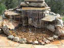 Fresh water feature for front yard and backyard landscaping (26)